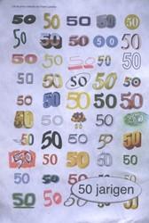50 jarigen