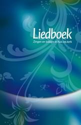 Liedboek - Blauw-groen -zingen en bidden in huis en ke rk