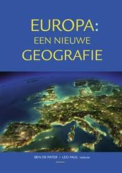 Europa: een nieuwe geografie Pater, Ben de