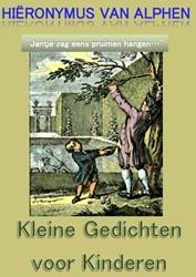 Kleine gedichten voor kinderen Alphen, Hieronymus van