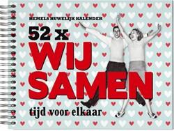 52x wij samen -tijd voor elkaar Vink, Willem de