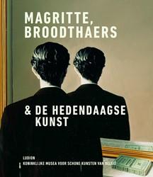 Magritte, Broodthaers en de hedendaagse Draguet, Michel