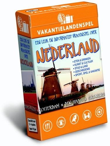 Vakantielandenspel Nederland Baggerman, Jasper