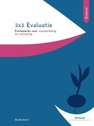 3x3 Evaluatie -formulieren voor voorbereiding en uitvoering (dyslexie) Doorn, D.J.