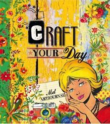 Craft your day -met artjournal Bossenbroek - Fousert, Kris