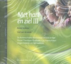 Met hart en ziel III- Lied van de week Vocaal Theologen Ensemble, Hanna Rijken
