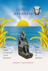 Climax atlantis -verrijkend, recht door zee, ve rreikend alleroudste dynastiee Blaauw, Jan G.