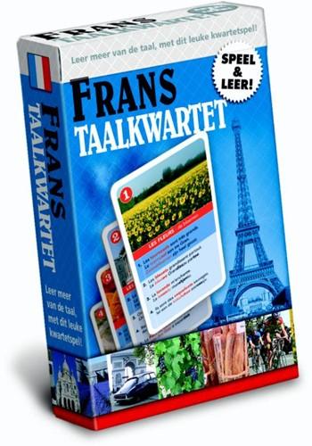 Taalkwartet Frans -speel & leer Scala leuker leren