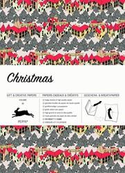 Christmas -gift & creative paper book Van Roojen, Pepin