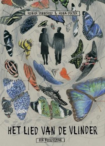 Het lied van de vlinder -een beeldroman Sonneveld, Reinier