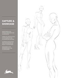 Capture & Showcase -fashion figure templates Van Roojen, Pepin
