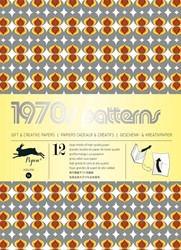 1970S PATTERNS - VOL 54 GIFT & CREAT -GIFT & CREATIVE PAPER BOOK