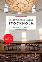 The 500 Hidden Secrets of Stockholm Petersens, Antonia