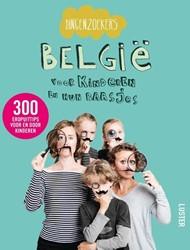 Belgie voor kinderen en hun baasjes -dingenzoekers Ven, Kristien in-'t-