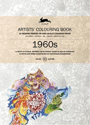 1960S -ARTISTS' COLOURING BOOK