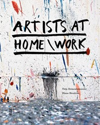 Artists at Home/Work Demeulemeester, Thijs