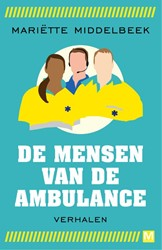 Pakket De mensen van de ambulance Middelbeek, Mariette