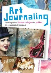ART JOURNALING -DE MAGIE VAN TEKENEN, SCHRIJVE N EN PLAKKEN IN EEN CREATIEF J BODE, JENNY DE