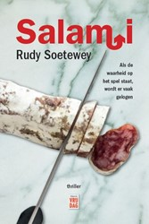 Salami Soetewey, Rudy