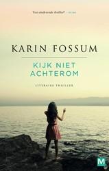 Pakket Kijk niet achterom Fossum, Karin