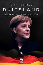 Duitsland. De macht van Merkel -de macht van Merkel Rochtus, Dirk