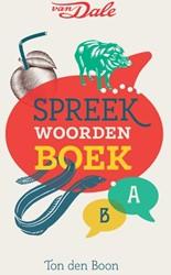 Van Dale Spreekwoordenboek Boon, Ton den