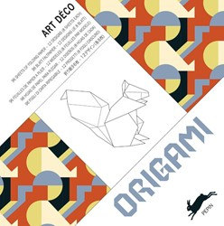 Art Deco - Origami Book -origami Roojen, Pepin Van