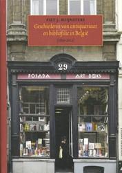 Geschiedenis van antiquariaat en bibliof Buijnsters, Piet J.