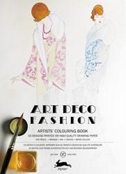 Art Deco Fashion - Artists' Colouri -16 designs printed on high-qua lity drawing paper Roojen, Pepin van