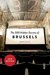 The 500 hidden secrets of Brussels Blyth, Derek