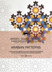 Artists colouring book -ARTISTS' COLOURING BOOK