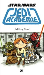 Jedi Academy Brown, Jeffrey