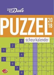 Van Dale Puzzelscheurkalender 2018 -de meest uitdagende taalpuzzel s