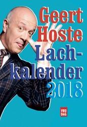 Lachkalender 2018 Hoste, Geert