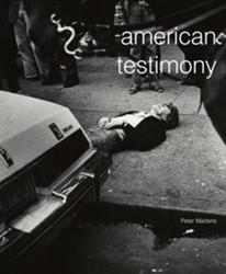 American Testimony Martens, Peter