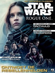 Star Wars Rogue One, official movie maga
