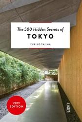 The 500 Hidden Secrets of Tokyo Tajima, Yukiko