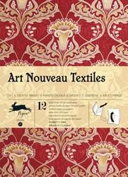 Art nouveau textiles -GIFT & CREATIVE PAPER BOOK