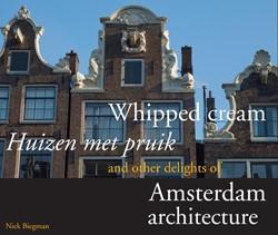 Huizen met pruik -amsterdamse grachtenpanden Biegman, Nicolaas