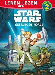 Leren lezen met Star Wars niveau 2, Gebr