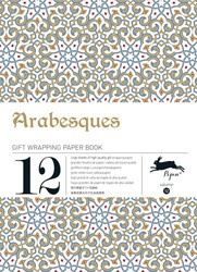 Arabesques -GIFT & CREATIVE PAPER BOOK