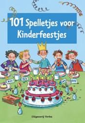 101 spelletjes voor  kinderfeestjes