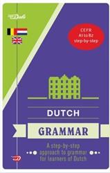 Van Dale Dutch Grammar -A step-by-step approach to gra mmar for learners of Dutch Huitema, Robertha