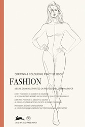 Fashion - Drawing & Colouring Practi -drawing & colouring practi ook Van Roojen, Pepin