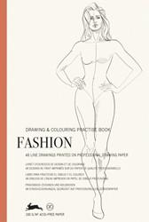 Fashion -drawing & colouring practi ook Van Roojen, Pepin