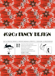 1920s fancy design -GIFT & CREATIVE PAPER BOOK