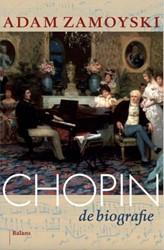 Chopin -de biografie Zamoyski, Adam