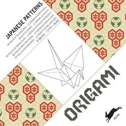 Japanese Patterns - Origami Book -origami Roojen, Pepin Van