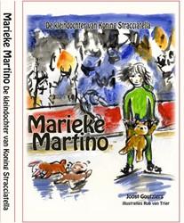 Marieke Martino -de kleindochter van Koning Str acciatella Goutziers, Joost