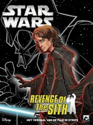 Star Wars Episode III Revenge of the Sit -het verhaal van de film als st rip PIANA, MATTEO FERRARI, ALESSANDRO